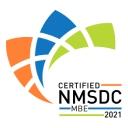 Certified NMSDC MBE 2021