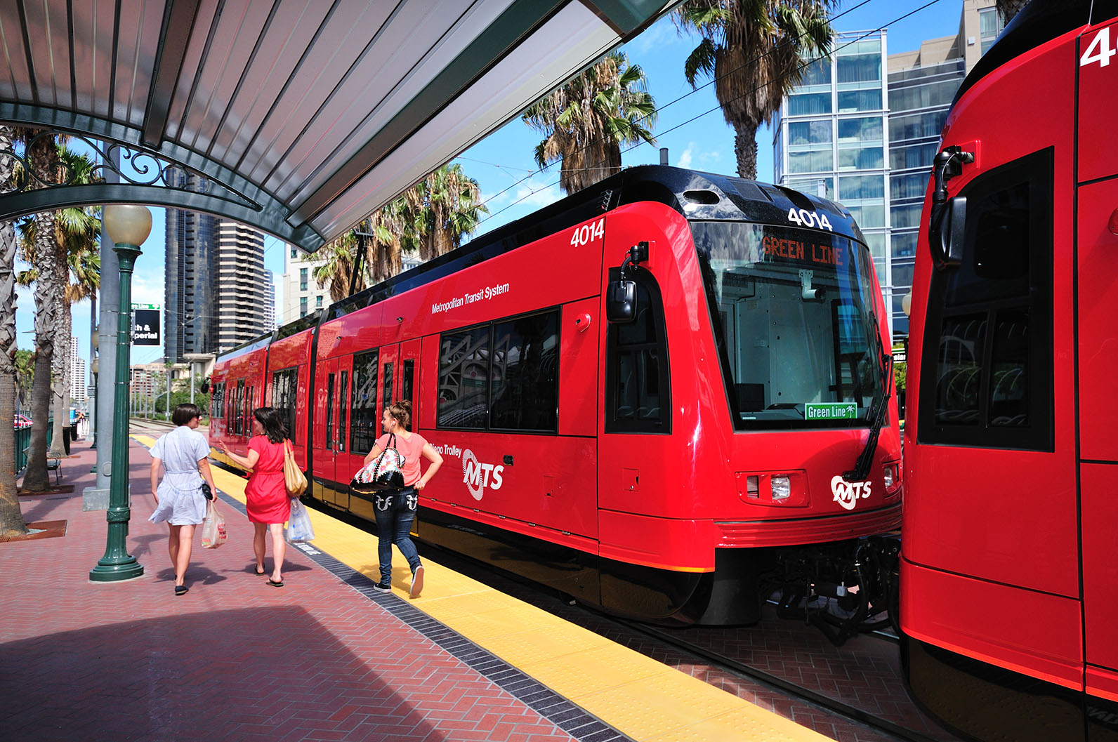 MTS Board Approves $66M Contract with Inter-Con Security to Patrol Trolleys, Buses